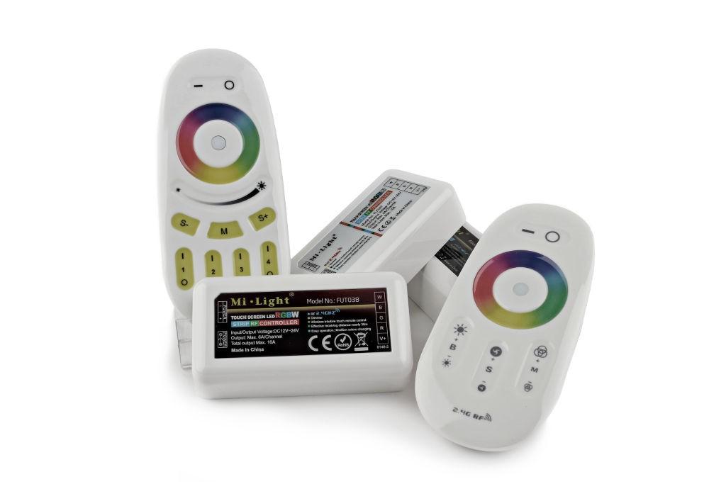 Sterowniki LED RGB i EGBW