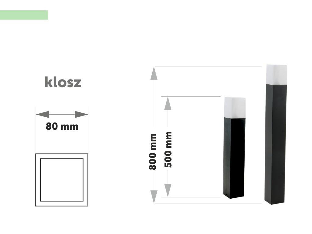 lampa kwadrat (wymiar)