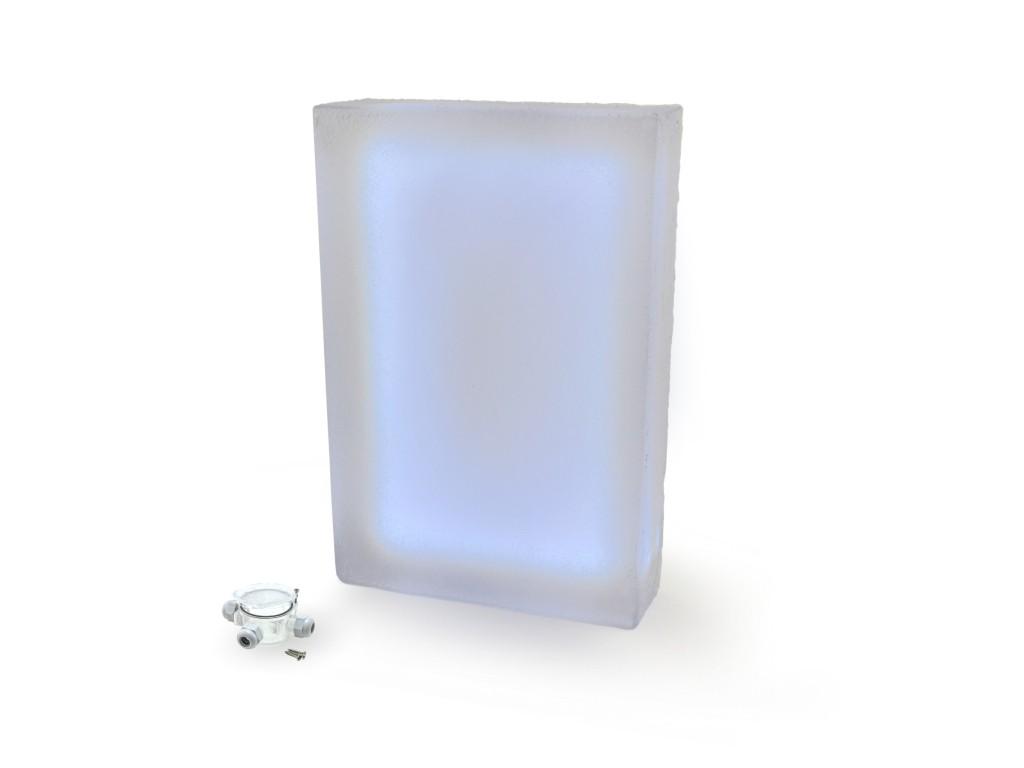 świecąca płyta brukowa chodnikowa 20x40 LedBruk LED 24V