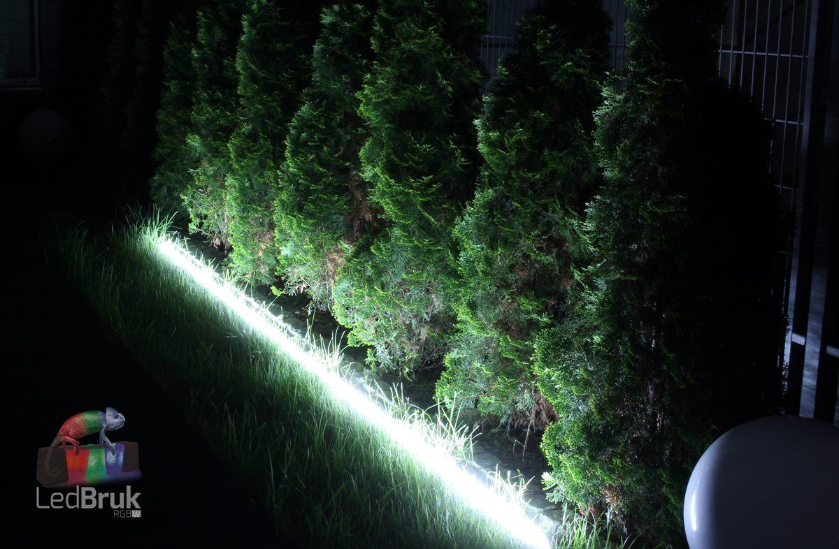 oprawa najazdowa liniowa LedBruk LED 24V LedBruk Line IP67