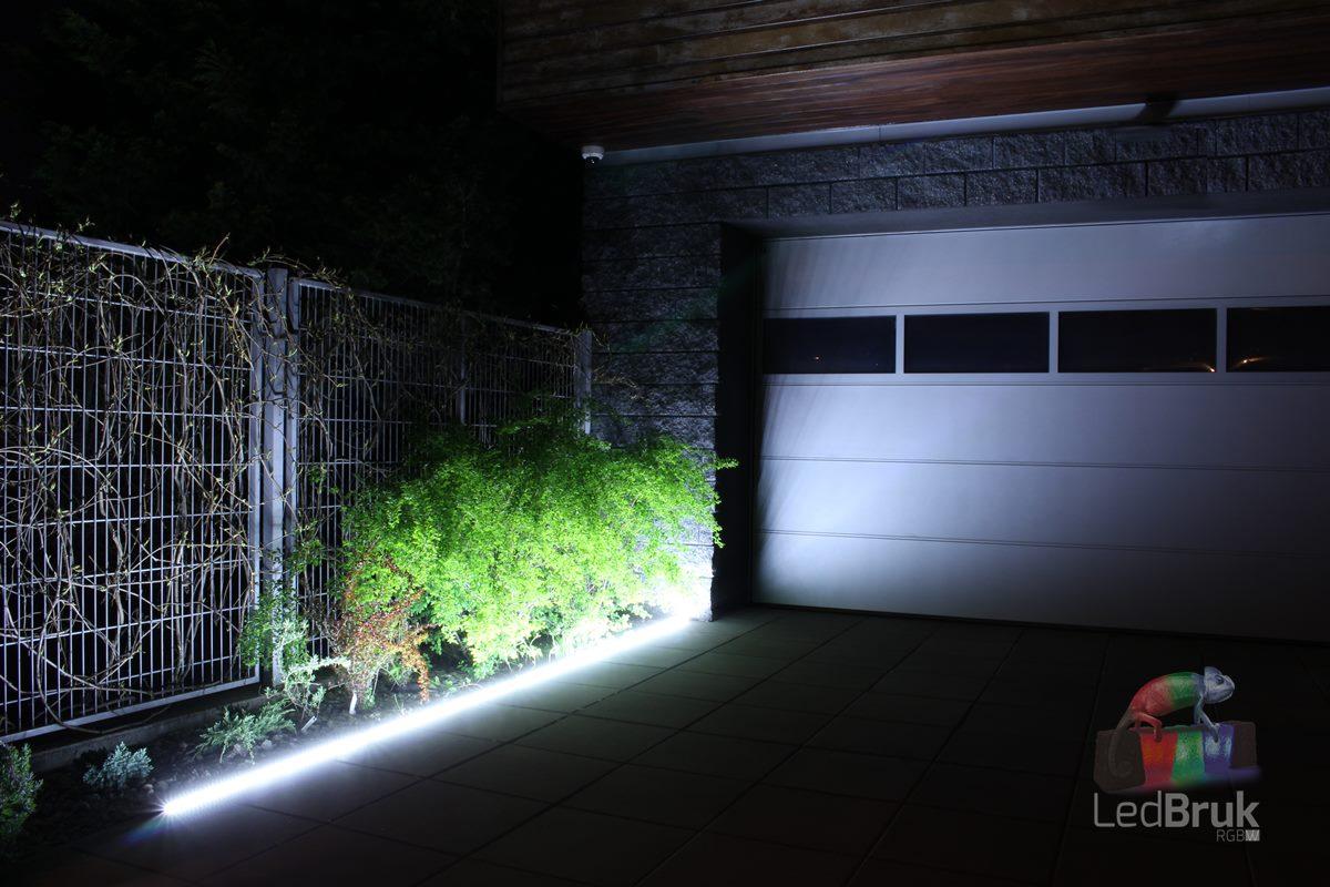 oprawa najazdowa liniowa LED 24V LedBruk Line IP67